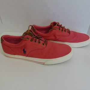 Polo Ralph Lauren Vaughn Lace Up Shoes Sz 11.5D
